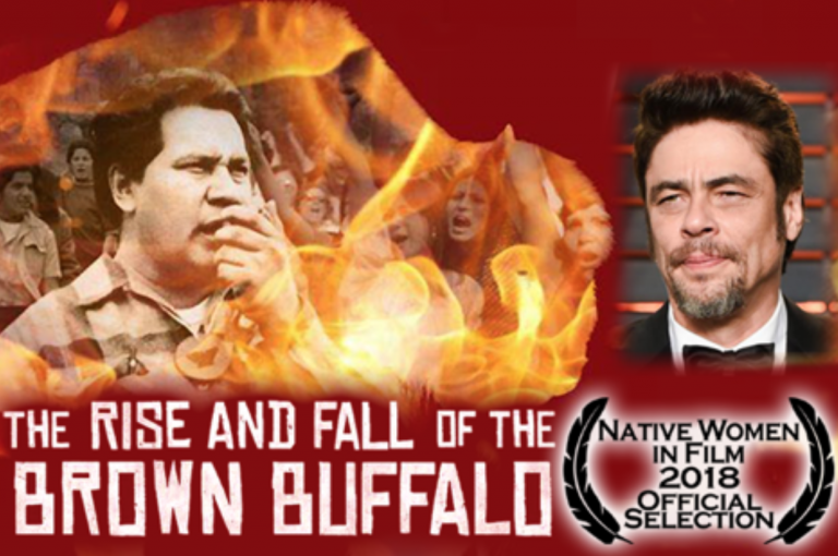 The Rise & Fall of the Brown Buffalo